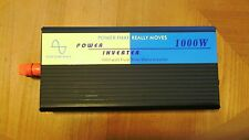 1000 watt pure sine wave inverter 48VDC to 110VAC/ 2000 watt peak