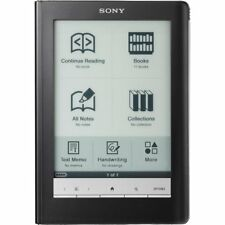 New Sony eReader Digital Reader PRS-600 - BLACK - Touch Edition