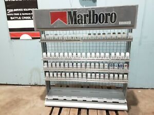 """HARBOR INDUSTRIES FXF LP"" COMMERCIAL 48""W LOW PROFILE CIGARETTE DISPLAY CASE"