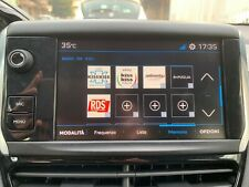 RCC A2 originale Peugeot 2008 2017/19 – Carplay, Android auto CODIFICATO