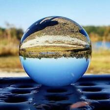 60mm Photography Lens Ball Clear Glass Crystal Healing Ball Sphere Gift Crystals