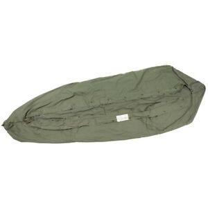 US Schlafsacküberzug Biwaksack Bivy Cover Schlafsack oliv M-1945, oliv,