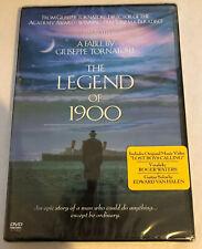 The Legend of 1900 (DVD,2000) Tim Roth, Giuseppe Tornatore BRAND NEW SEALED