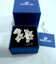Swarovski Eden Ring Open, size:58/8/L Flower & Butterfly  Clear Crystal 5221486