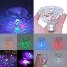 NEW Floating Underwater RGB LED Light Glow Show Swimming Pool Tub Spa Lamp