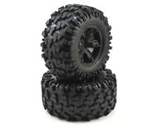 Traxxas X-Maxx 7772X 8 S Rated Tires & wheels assemblé & colles paire-Neuf
