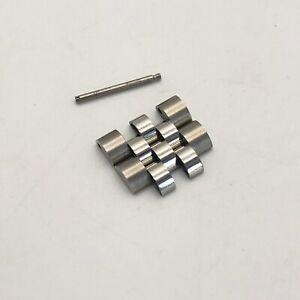 Rolex genuine Link  2Link Datejust 16234 SS 15.5mm B0629020