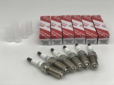 6 PCS SET  Iridium Spark Plugs  # 90919-01247 FK20HR11 LONG LIFE.