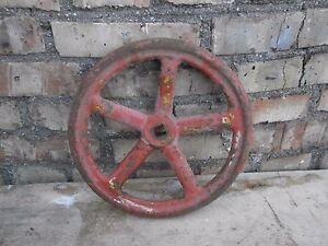 Gear Sprocket Wheel Industrial steampunk Decor Steel/Cast Iron