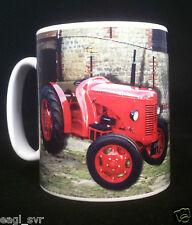 David Brown Cropmaster Themed Gift Mug Vintage Tractor