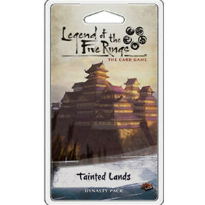 Legend of the Five Rings LCG Tainted Lands Dynasty Pack