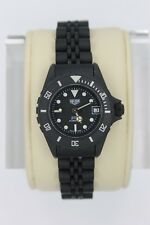 NEW Pre Tag Heuer 980.025 PVD Black Glow 1000 Watch Womens MINT Submariner BOX