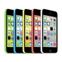 Apple iPhone 5C - 8GB / 16GB / 32GB - Factory Unlocked; AT&T / T-Mobile / Global