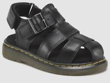 Dr Martens Kids Shoes Sandals Moby Black 16573001Original Doc