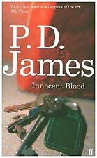 Innocent Blood by P. D. James (Paperback)