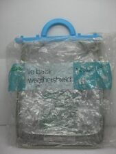 LOT of 3 Stroller Raincover Mothercare Lie Back Weathershield
