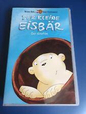 VHS Video Kassette - Der kleine Eisbär - Der Kinofilm