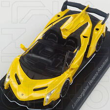 LAMBORGHINI VENENO ROADSTER MINICAR COLLECTION 6 KYOSHO 1:64 YELLOW GIALLO GELB