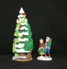The Holly And The Ivy Heritage Village Dept. 56 1997 Event Piece