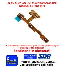 FLAT FLEX POWER TASTO ACCENSIONE ON OFF VOLUME PER HUAWEI P8 LITE 2017 PRA-LX1
