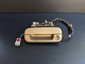 🔥1991-1995 ACURA LEGEND COUPE LEFT DRIVER EXTERIOR DOOR HANDLE GOLD OEM DH11