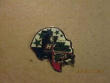 IHL Vintage Defunct Circa 1996 All Star Weekend Houston Logo Hockey Lapel Pin