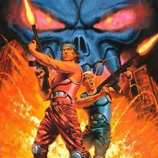 Contra III The Alien Wars - Gatefold Vinyl - Limited Edition - Konami Kukeiha