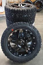 Dirt D66 9x20 5x120 Felgen + Reifen BF Goodrich KO2 275/55/20 115/112S Vw Amarok