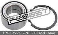 Front Wheel Bearing 38X70X37 For Hyundai Accent Blue (2011-Now)