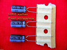 50 pc   -   47uf 35v   low ESR electrolytic capacitors