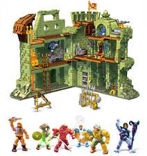 Auspacker CASTLE GRAYSKULL Mega Construx GGJ67 MOTU MATTEL Masters Universe RAR*