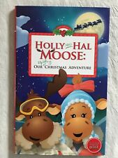 Build A Bear Workshop Holly & Hal Moose:Our Uplifting Christmas Adventure Book