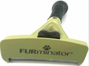FURminator Undercoat Deshedding Tool for LARGE Dogs / LONG hair