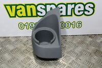 FORD TRANSIT MK8 DASHBOARD PASSENGERS SIDE END COVER CUP HOLDER 2014 - 2020
