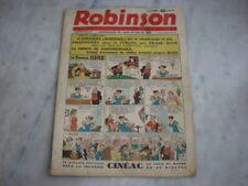 *** ROBINSON *** n° 021 - 20/09/1936