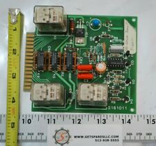 3161011 / Pcb, Time-Purge, 7800 Series / Kokusai Semiconductor Equipment