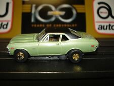 AUTO WORLD ~ '70 Chevy Nova ~ 100 Years of Chevy ~ Also fits Aurora, AW, JL
