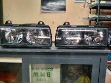 BMW E36 headlights Euro ZKW Hella !NEW! OEM 63128363495 63128363496