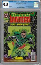 Green Lantern # 50 CGC 9.8 WP 1st app. Kyle Rayner as Green Lantern