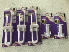10 Pieces Set- Genuine Dreambaby Sliding Lock Home Safety & Safety Catches