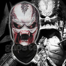 The Alien Predator Mask Skeleton Skull Berserker Balaclava Ghost Airsoft Motorcy