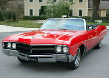 1967 Buick WILDCAT CONVERTIBLE - ONE OF 2,276