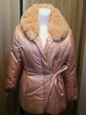 SNOW IMAGE WOMEN WINTER Down Jackets  size M 40