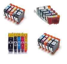 Lot au choix cartouches d'encre compatible : imprimantes Canon PIXMA PGI et CLI