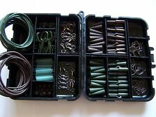 Tackle bits refill kit carp safety clips Hooks swivels