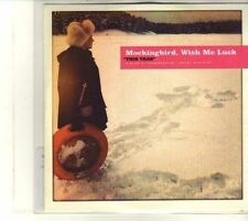 (DT184) Mockingbird Wish Me Luck, This Year - 2012 DJ CD