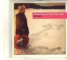(DT184) Mockingbird Wish Me Luck, This Year - 2012 DJ CD