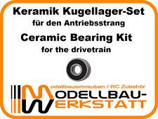 KERAMIK Kugellager Set Mugen MBX-7 MBX-6 R EU ECO T ceramic bearing kit