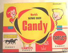 World's King Size Candy Cigarettes 24 ct