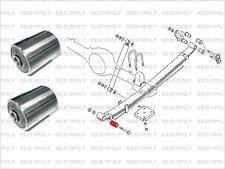 Kit de Montaje Trasero Hoja Primavera /& Colgador placas para Mitsubishi L200 2.5 K74 96-06